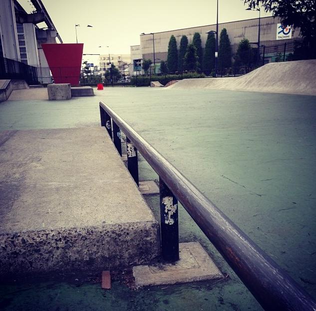 立川中央公園スケートパーク