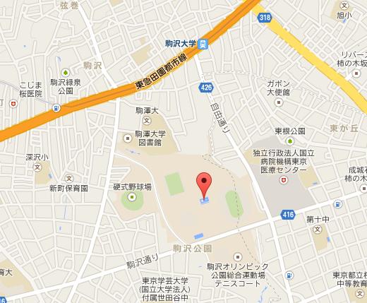 駒沢オリンピック公園スケートパーク