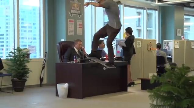 レッドブル スケートボード