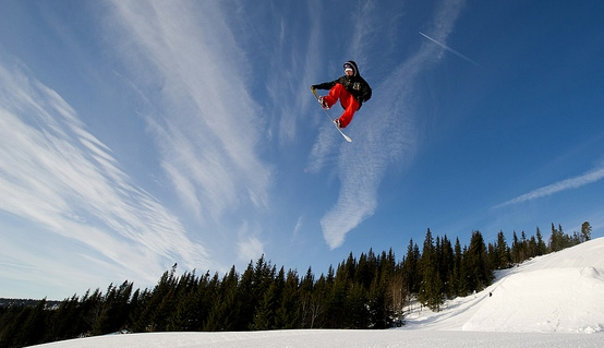 上級者 スノーボード