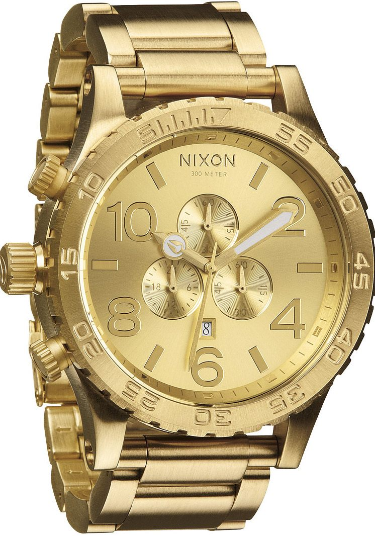 nixon-5130allgold