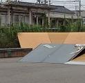 富山市ストリートスケートパーク(NIXS)