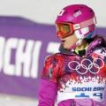 女子スノーボードパラレル回転予選