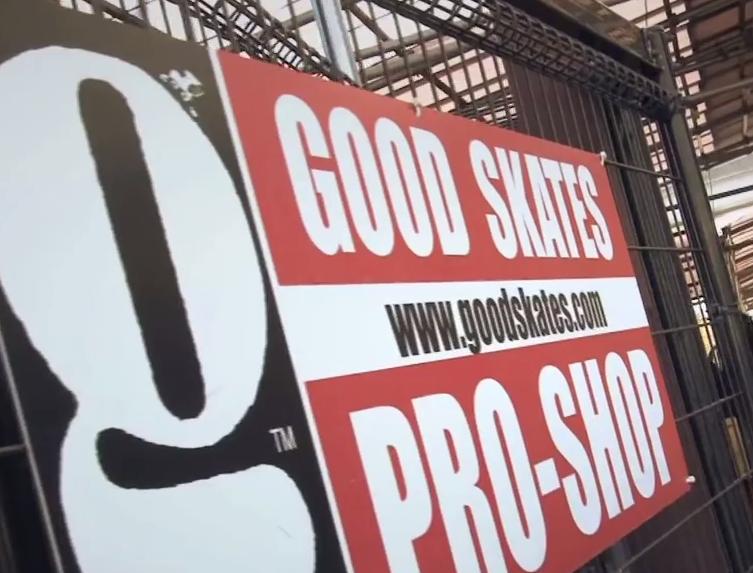 g スケートパーク