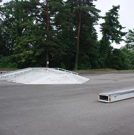 桃山スケートパーク