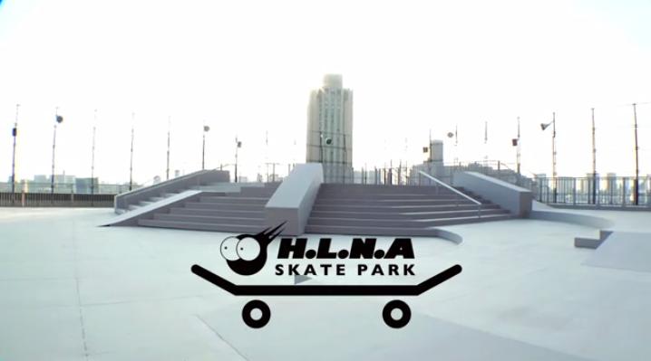 H.L.N.A skatepark