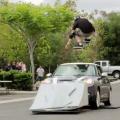 Tony Hawk Jumps Moving Behind The Scenes