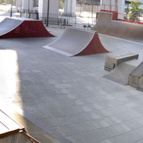 みなとのもり公園スケートパーク