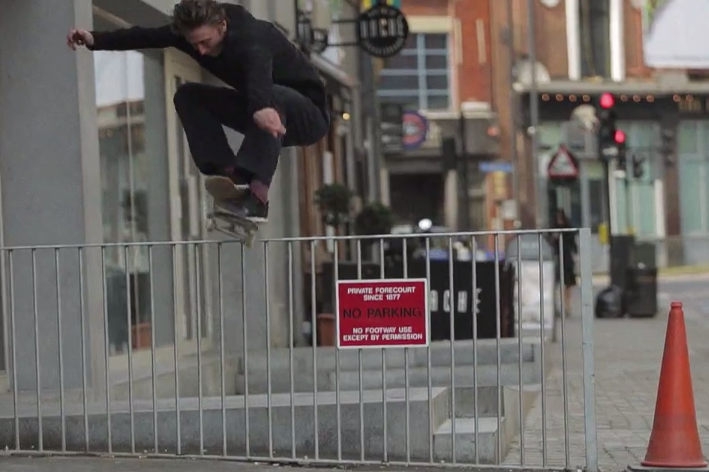 Casper Brooker Nike SB video part