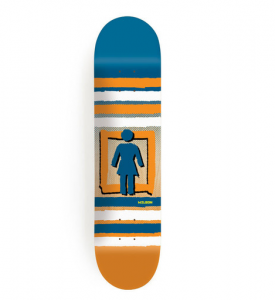 GIRL skateboarddeck
