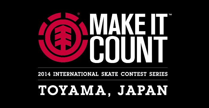 MAKE IT COUNT 2014 IN TOYAMA