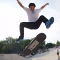 Paul Rodriguez at Wilson Park