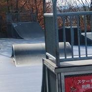ぼうさいの丘公園スケートパーク