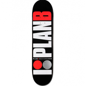PLAN B skateboarddeck