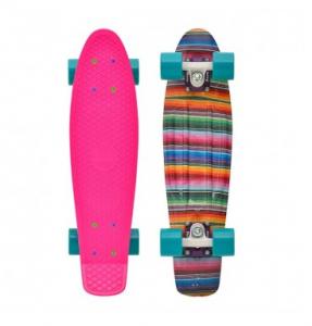 ペニースケートボードデッキ1