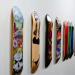 スケートボード デッキ