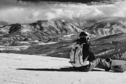 スノーボード業界縮小
