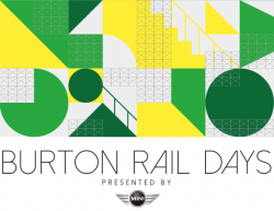 burton raildays