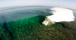 Drone videos of surfing-Best of 2014-