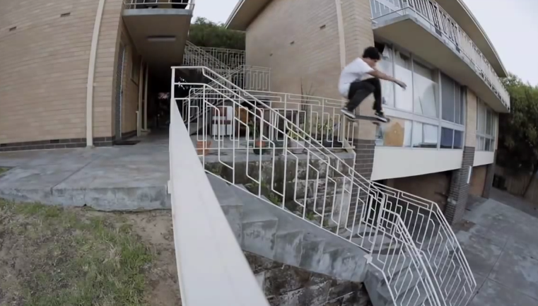Jason Rainbird – Nike SB Australia