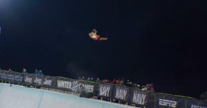 X Game Men's Snowboard SuperPipe
