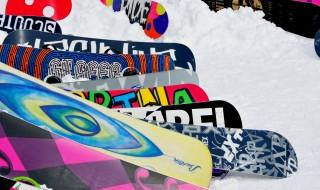 スノーボード 板 盗難