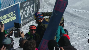 BURTON US OPEN2015 角野友基