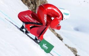 スノーボードで世界最速
