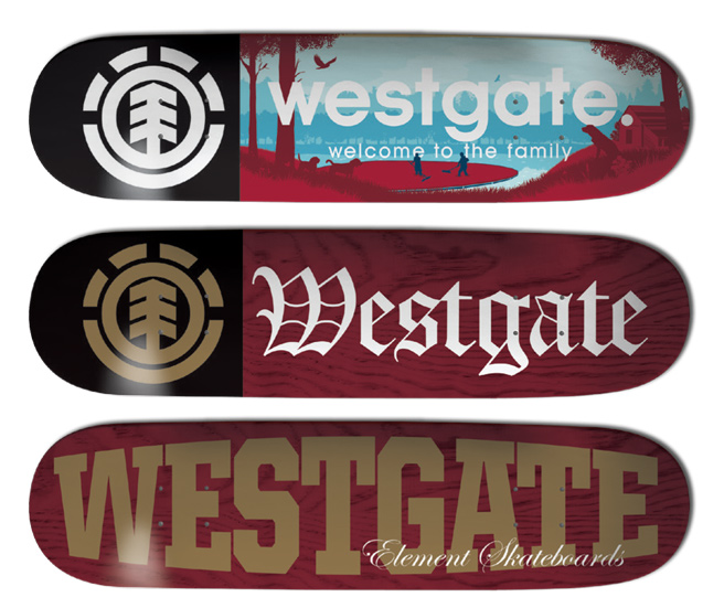 westgate deck