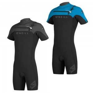 oneill-hyperfreak-mens-summer-shorty-wetsuit-image