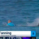 Mick Fanning Attacked By Shark At J-Bay Open