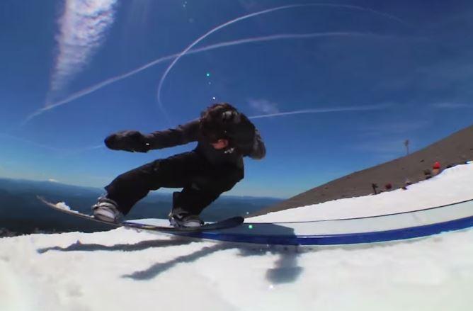 MT.HOODでハイカスケードキャンプ