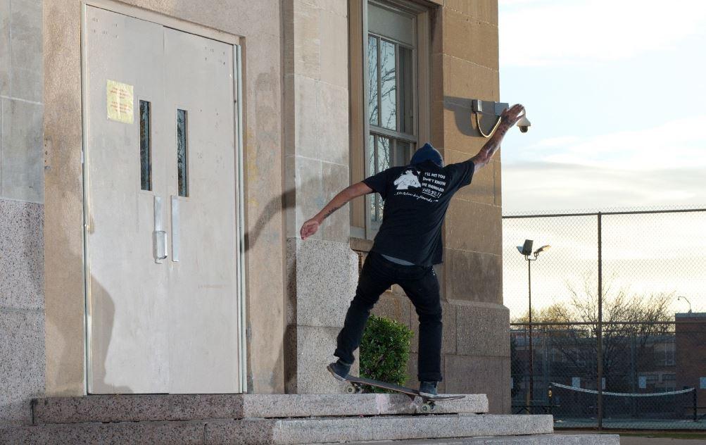 スケートボード1