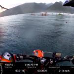 オフロードバイクで波に乗ったあの映像の裏側が公開!