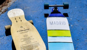 ロングスケートボード