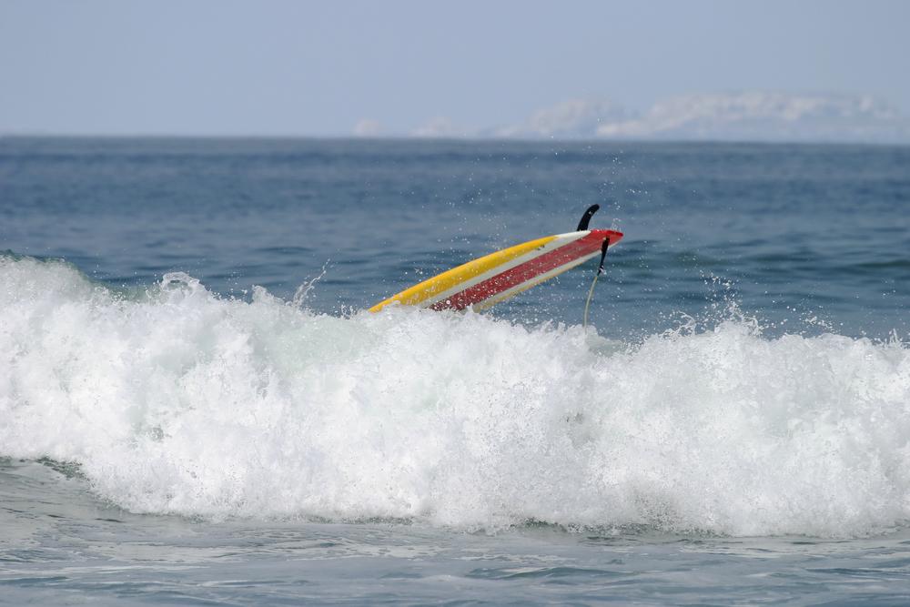 サーフィン 水難事故
