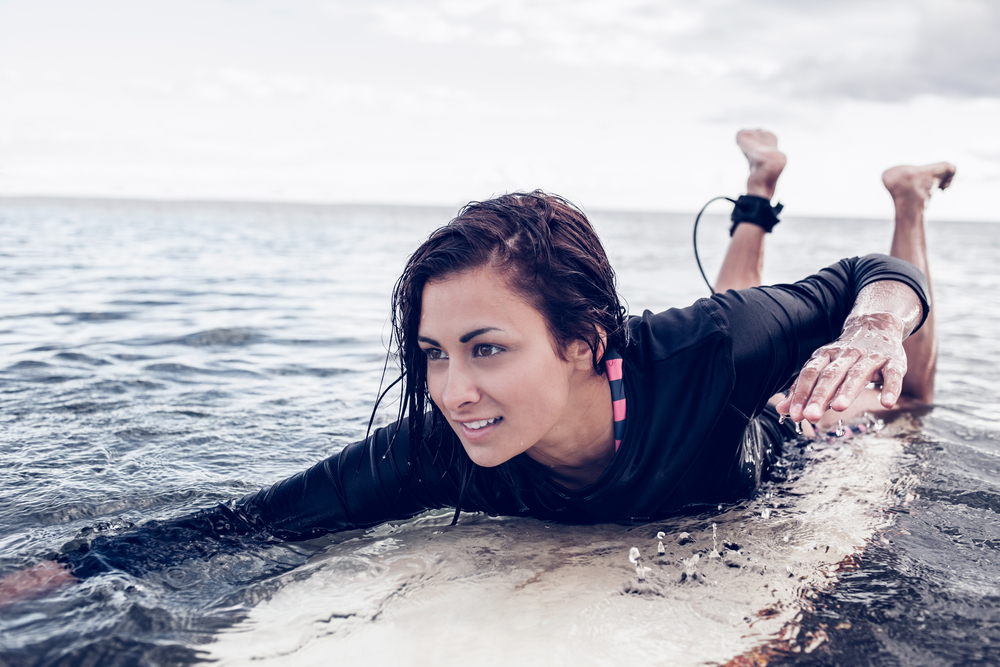 サーフィン 楽しい