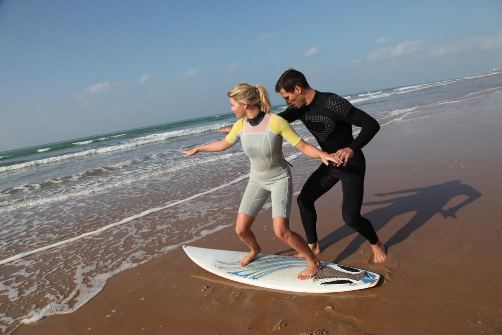 サーフィン 学ぶ