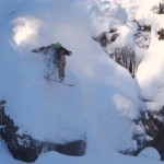 ヨナス・ウィルヘルムソンの超気持ちいいパウダー映像2