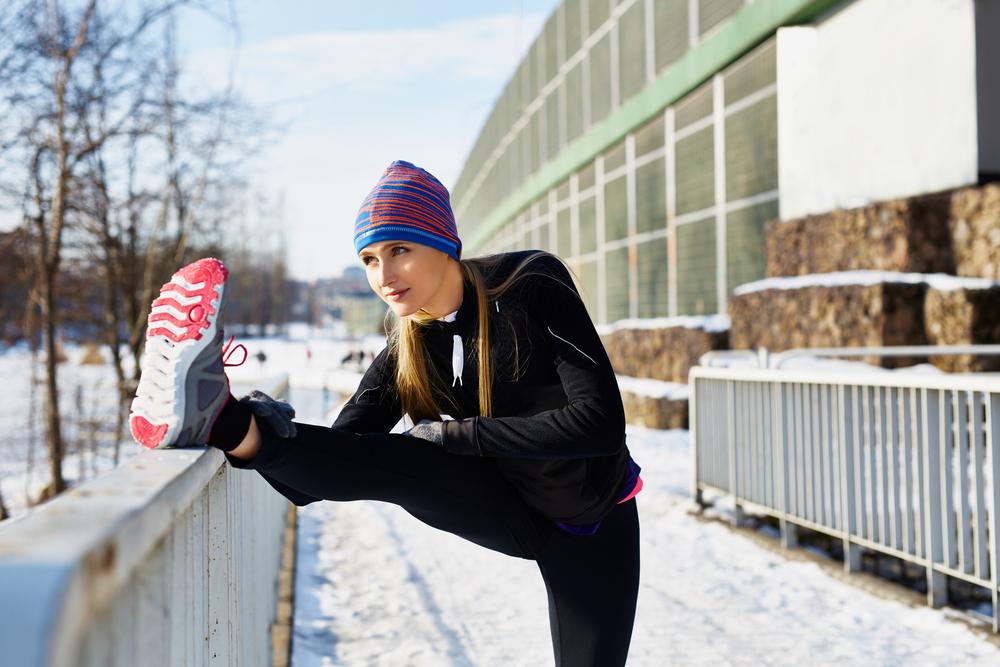 冬準備運動