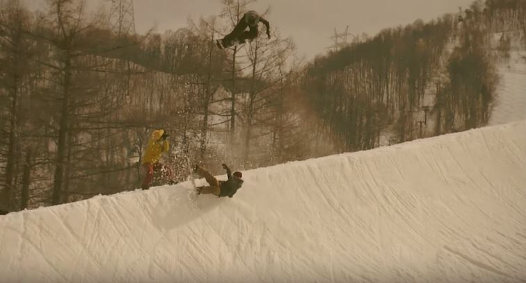 coifから「ONE DAY HALF PIPE SESSION at Ban.K」本編公開2