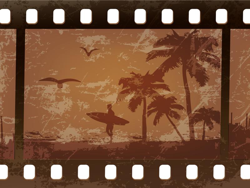 サーフィン フィルム