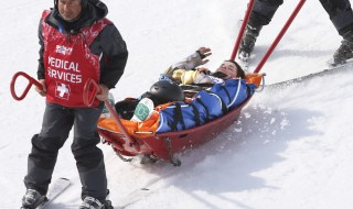 Olympic women's snowboard cross
