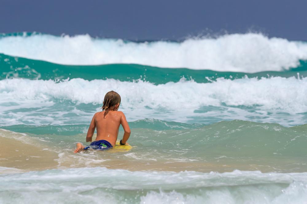 サーフィン 上達