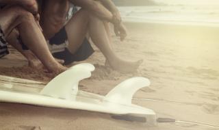サーフィン 続ける