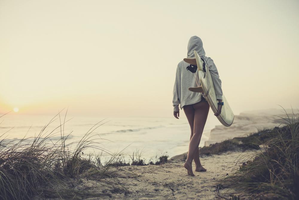 サーフィン服装