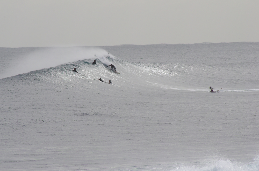 サーフィン テイクオフ