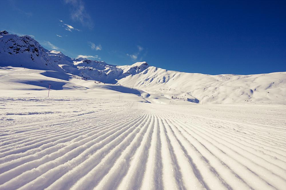 スノーボード フィールド