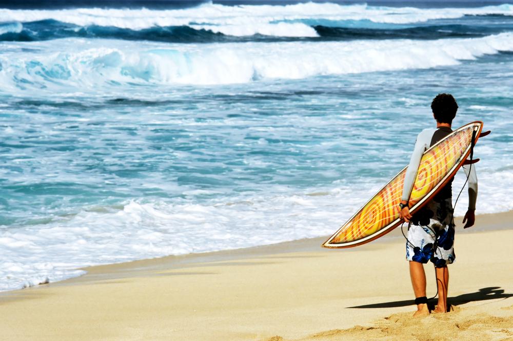 サーフィン 難しい