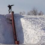 スノースケート